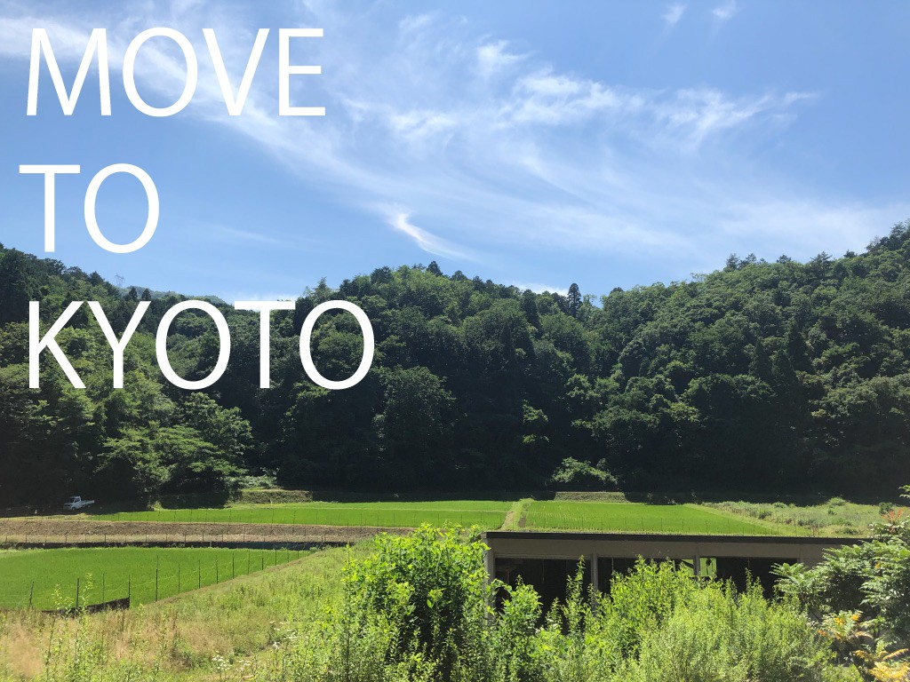 MOVE TO KYOTO
